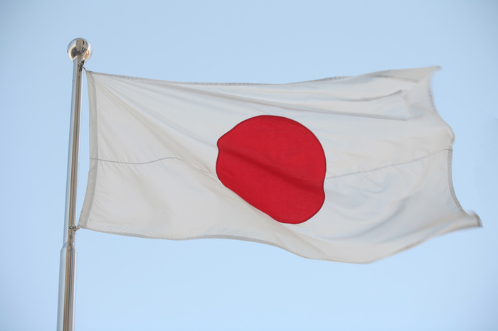 флаг японии фото